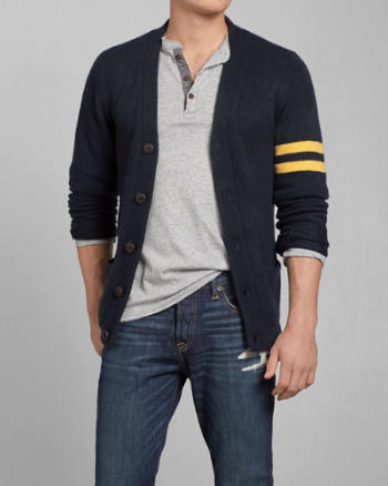 Mens Adams Mountain Cardigan