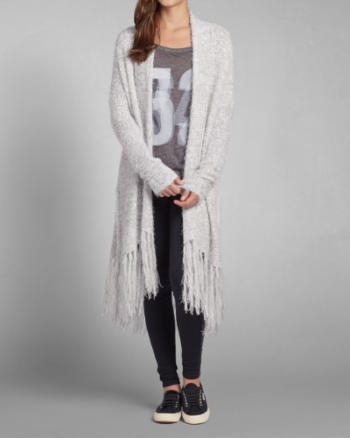Womens Harper Blanket Cardigan