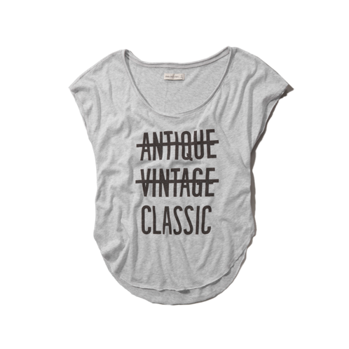 Womens Camille Tee
