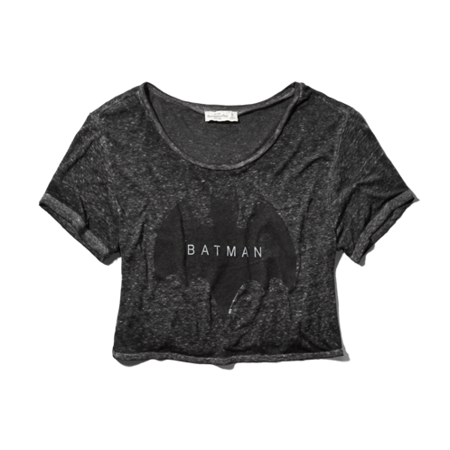Womens Batman Graphic Tee