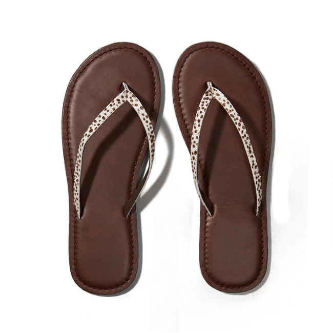Rainbow Womens Crystal Leather Sandals Flip Flops Shoes Size 6 New. Shipped with USPS Priority Mail.