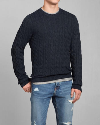 Mens Gothics Mountain Sweater