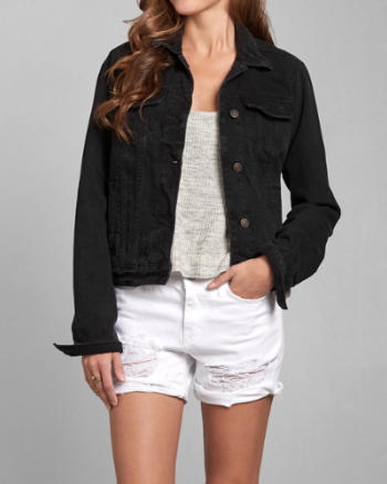 Womens Payton Denim Jacket
