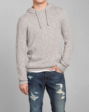 Mens Gray Peak Sweater