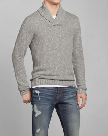 Mens Northside Trail Sweater