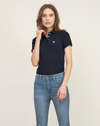 Womens Iconic Polo