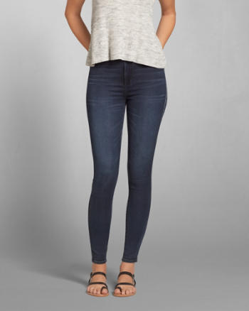 Womens Cara High Rise Jean Legging