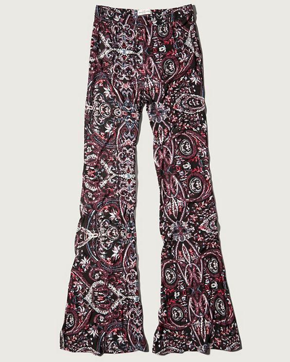 Cool Womens Pattern Harem Pants  Womens Pants  Abercrombiecouk