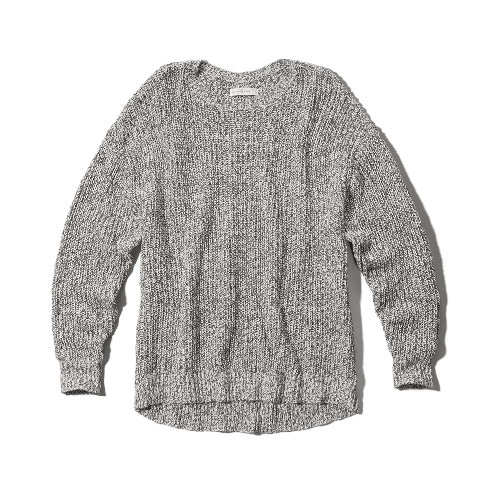Womens Slouchy Knit Sweater Womens Exclusives ...