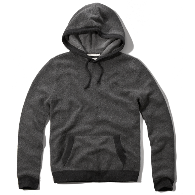 Mens Cashmere Hoodie | Mens Clearance | Abercrombie.com