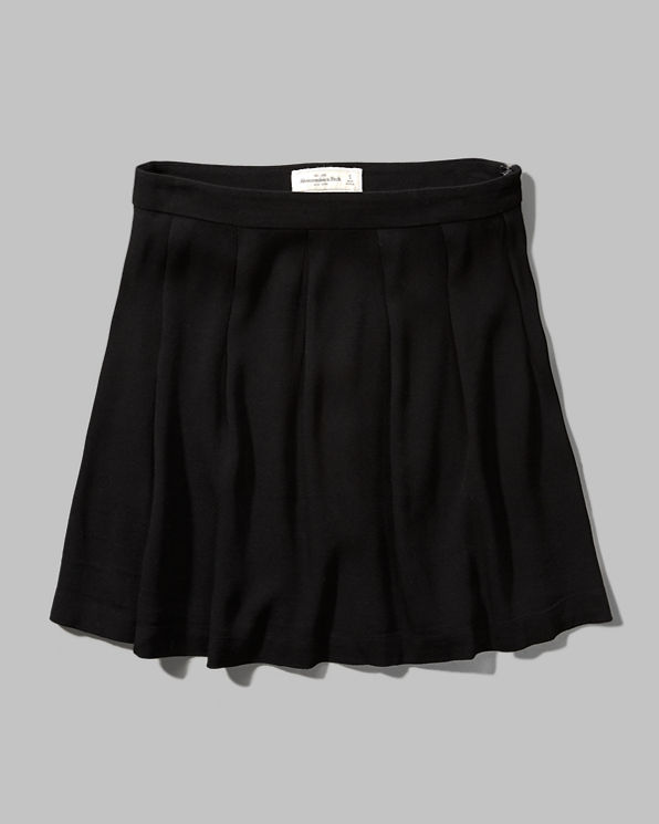 womens pleated mini skirt womens clearance abercrombie ca