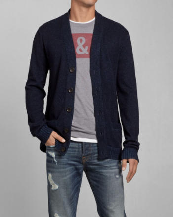 Mens McLenathan Bay Cardigan
