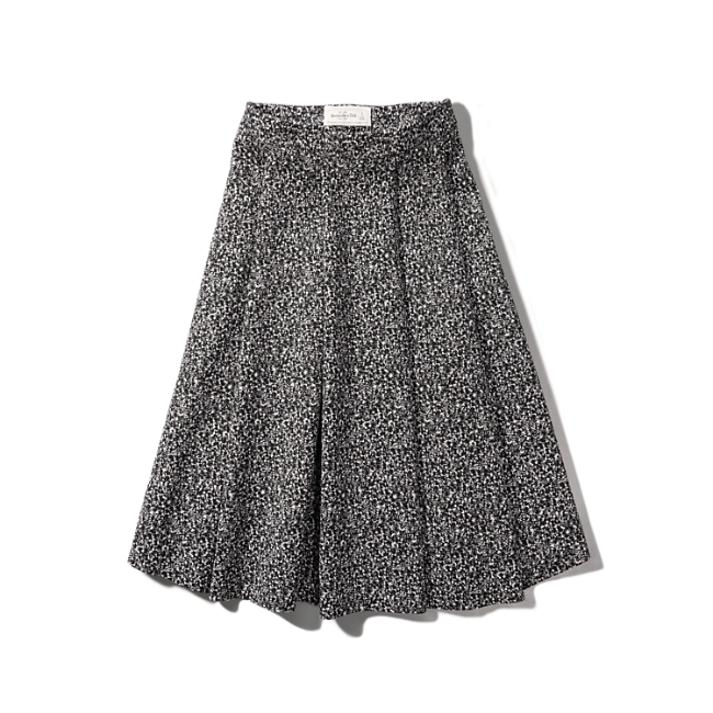 womens pattern neoprene midi skirt womens skirts