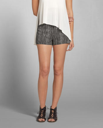 Womens Kaela Tap Shorts