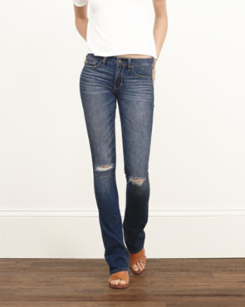 Womens Boot Jeans