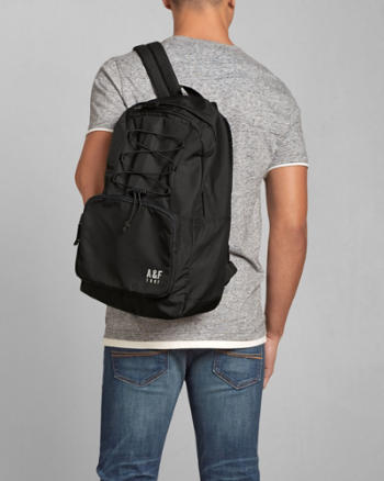 Mens A&F Active Backpack