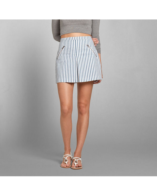 womens striped a line skirt womens sale abercrombie co uk