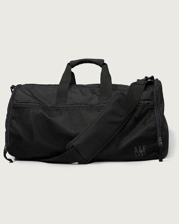 Mens A&F Active Duffel Bag