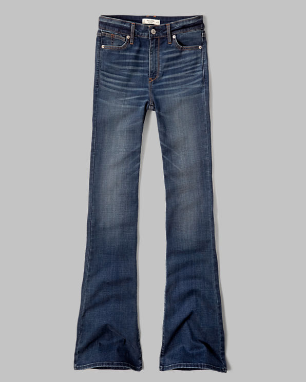 Perfect Levis High Waist Skinny Jeans Womens High Rise Blue Wash HiRise Stretch Deni