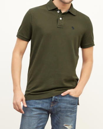 Mens Iconic Polo