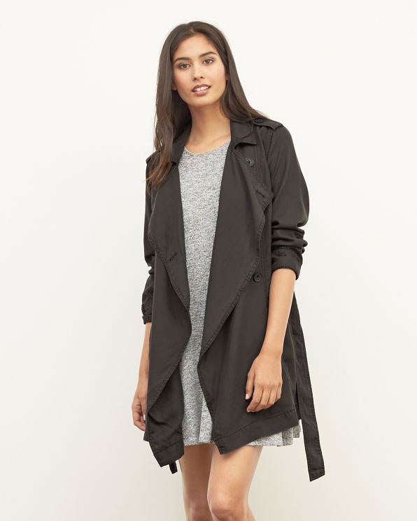 Tall womens trench coat