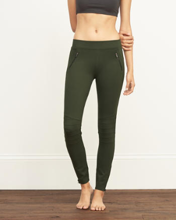 Womens Military Leggings