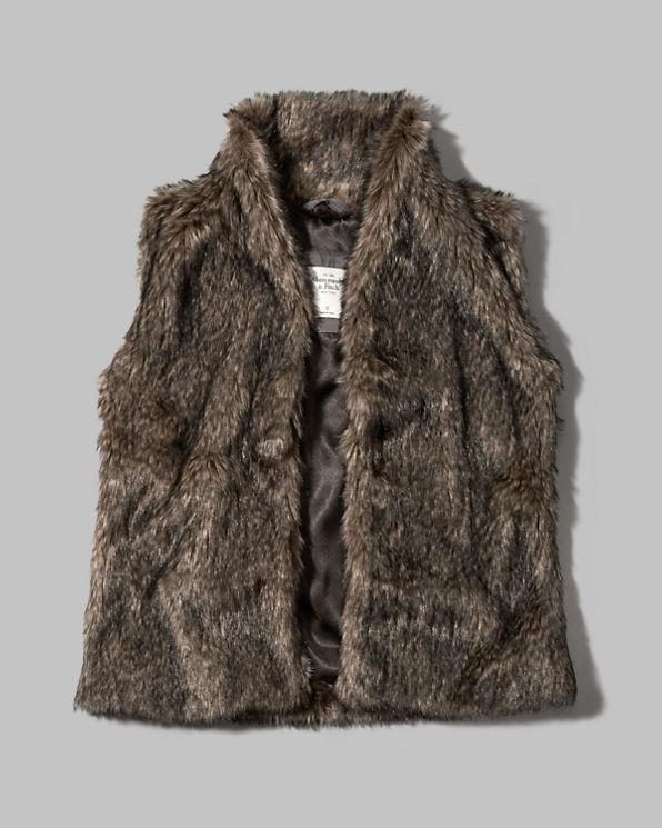 WILDFLOWER $ Womens New Brown Faux Fur Vest Zip Up Casual Jacket XL B+B. Sold by BOBBI + BRICKA. $ First Impressions Infant Boy Shirt Faux Fur Vest Pants Sweatsuit 3 Piece. Sold by The Primrose Lane. $ $ VINTAGE AMERICA BLUES $ Womens Green Faux Fur Vest Zip Up Jacket L B+B.