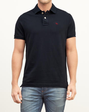 Mens Classic Fit Icon Polo
