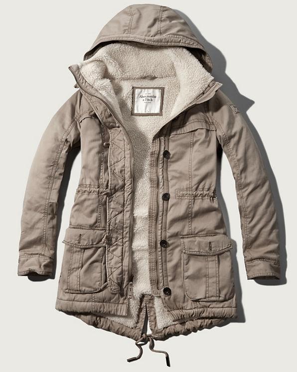 Twill jacket women