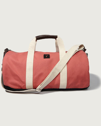 Mens Jack + Mulligan Kennedy Duffel Bag