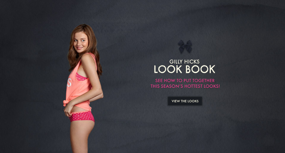 Shop Summers cutest looks at Gilly Hicks