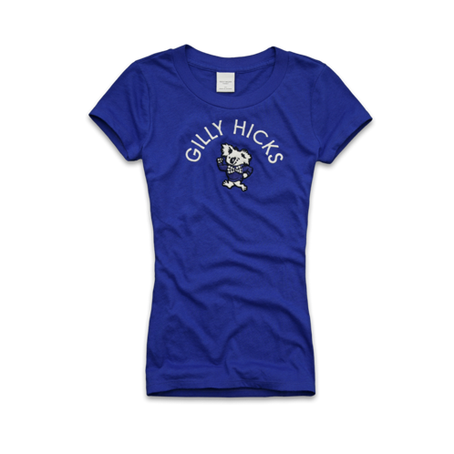 Womens Long Reef Tee