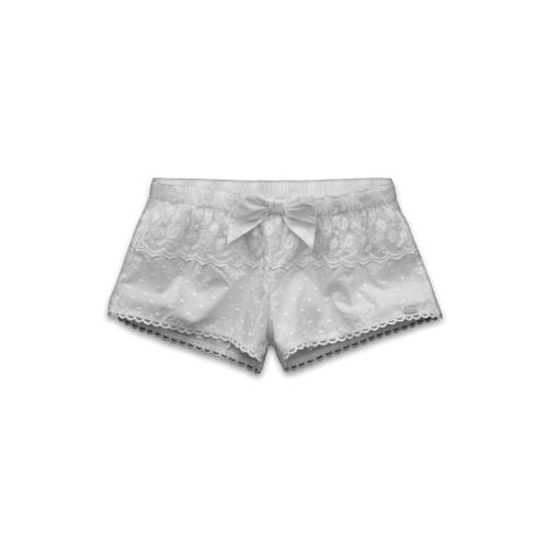 Womens Violet Hill Sleep Shorts