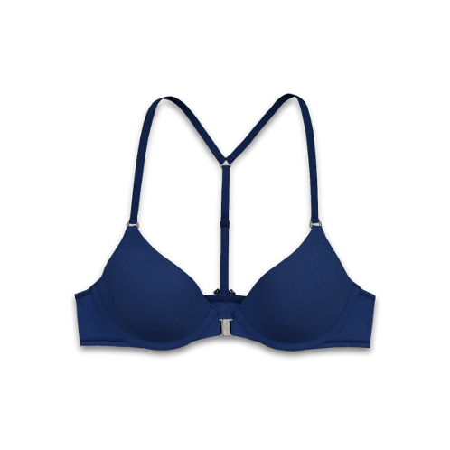 Lightly Lined Racerback Bra