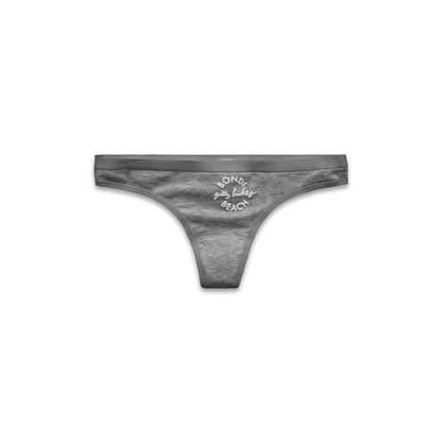 Cotton Thong Undie