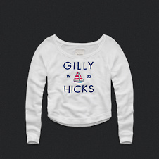 Womens Manly Cove Sweatshirt