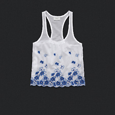 Womens Lillyfield Tank