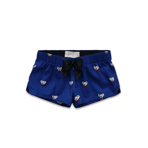 Yoga Clothes Clearance Sale on Darling Island Flannel Sleep Shorts   Womens Clothing   Gillyhicks Com