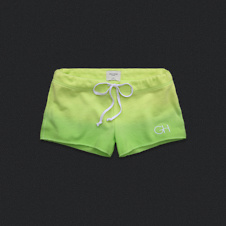 Womens Barlow Street Shorts