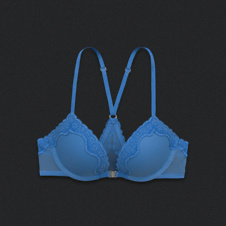 Perfect Push 'Em Up Plunge Bra