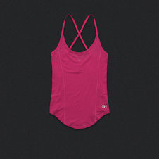 Womens Crossback Active Tank