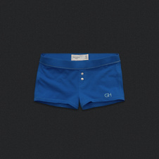 Womens Boxer Sleep Shorts
