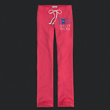 Womens Gilly Hicks Skinny Sweatpants