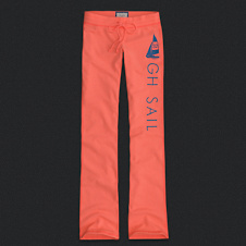 Womens Gilly Hicks Boot Sweatpants