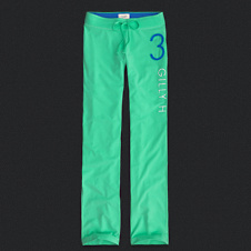 Womens GIlly Hicks Lounge Sweatpants