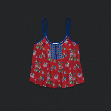 Womens Little Bay Cami