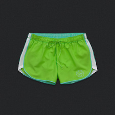 Womens Active Running Shorts