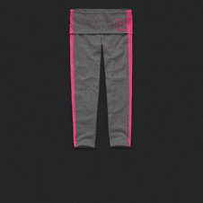 Womens Gilly Hicks Crop Yoga Pants