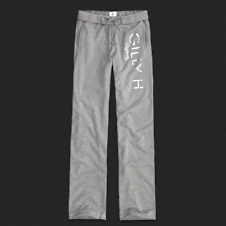 Womens Gilly Hicks Boyfriend Sweatpants