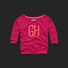 Womens GH Logo Sweatshirt
